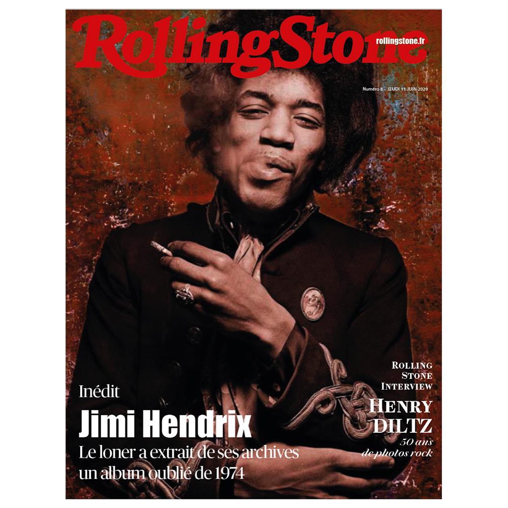 Gered Mankowitz x Rolling Stones