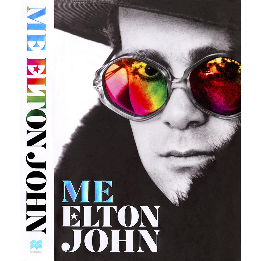 Terry O'Neill x Elton John