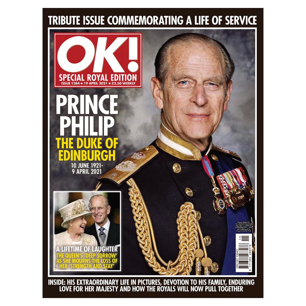 Terry O'Neill x OK! Magazine