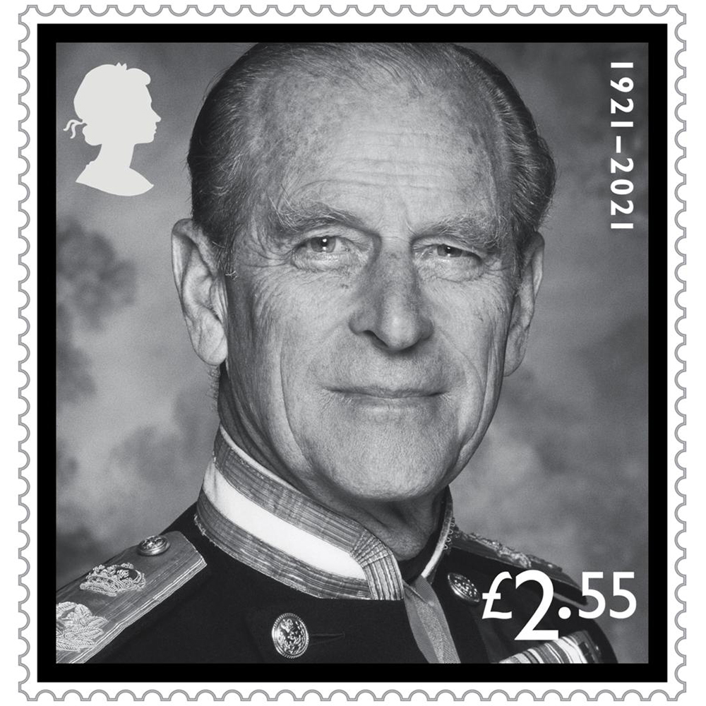 Terry O'Neill x Royal Mail