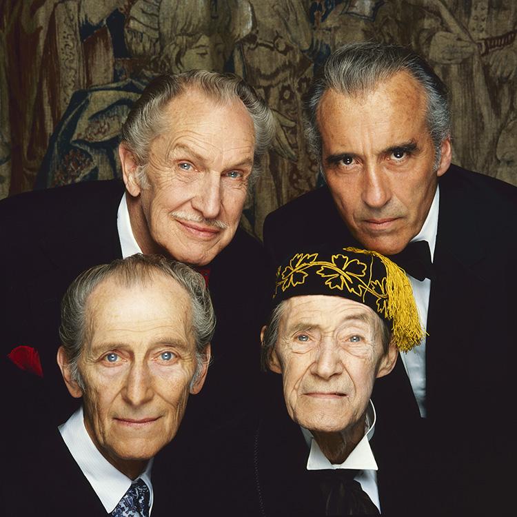 Four Kings of Horror